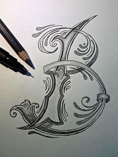 Sketch - Letter B for Better   Flickr - Photo Sharing!