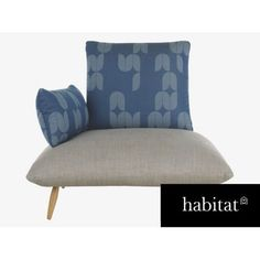 Habitat Naoko Patterned Armchair