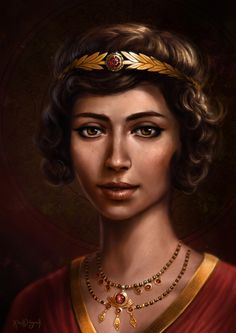 Imperial Sister the Younger by KimDingwall on deviantART