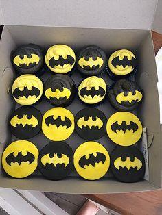 Sugar Mami offers affordable cakes & bakes for any ocassion! Batman Cupcakes, Bat Signal, No Bake Cake, Superhero Logos, Bakery, Sugar, Bakery Shops, Bakery Business