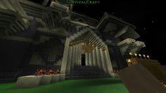 My survival craft mansion