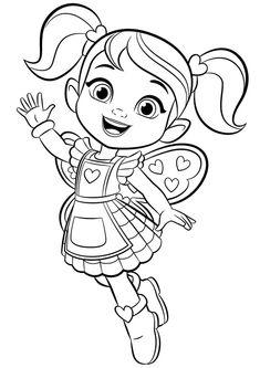 Скачивай и распечатывай разрисовку для девочек Крисет из кафе Баттербин совершенно бесплатно на нашем сайте. Распечатай раскраски на нашем ресурсе в хорошем качестве. Coloring Sheets For Kids, Coloring Pages For Girls, Cute Coloring Pages, Cartoon Coloring Pages, Free Printable Coloring Pages, Coloring Books, Spring Coloring Pages, Princess Coloring Pages, Pinturas Disney