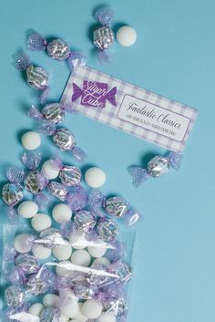 Candy package design for The Sugar Cube #Business #GraphicDesign #yyc