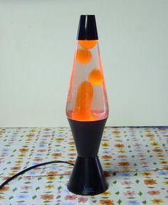 Vintage 1960s Lava Lamp
