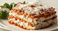 Lasagna Formaggio Recipe | McCormick