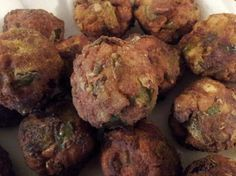 Spicy Deep Fried Gator Balls from Food.com:   No, these are not aligator testiciles but rather gator meat fashioned into a ball and deep fried. I had to go to a cajun specialty market to find the aligator