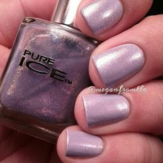 Pure Ice nail polish in Busted. Used. $1.00