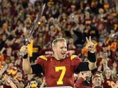 9 days and counting! go USC! Mr All-American himself, Matt Barkley!