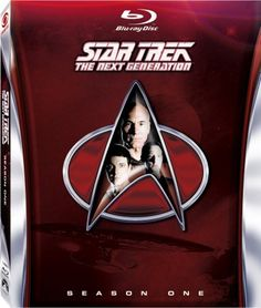 Star Trek: TNG Blu-ray July 24th - This took some work, post-production phase performed all over again.
