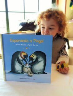 """Mi Mundo con ellos Tres: """"Esperando a Pingüi"""" una historia del más verdader..."""