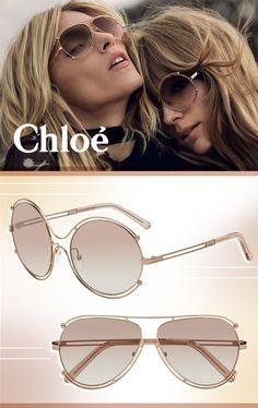 Chloé Sunnies Embody Elegant Sophistication: http://www.marchon.com/HTML/chloe.asp