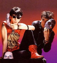 Soft cell - I loved their song 'Tainted Love. Marc Almond, Frankie Goes To Hollywood, Soft Cell, Italo Disco, One Hit Wonder, New Romantics, The New Wave, 80s Music, Rock Music