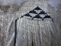 But now I've started weaving again. Flax Weaving, Weaving Art, Loom Weaving, Hand Weaving, Tablet Weaving Patterns, Maori Patterns, Maori Designs, Maori Art, Weaving Techniques