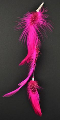 Clip In Feather Hair Extension