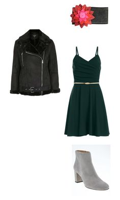 """Untitled #84"" by egracelett-i on Polyvore featuring Topshop and Banana Republic"