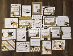 20 cards Workshop (1 of each design) CTMH Consultant guide will be available soon! Hello ~ It's that time of year ag...