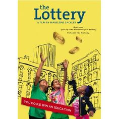 This heart-tugging documentary recounts the experiences of four children competing in the academy's annual intake lottery as well as the passionate positioning of charter schools as the saviors of public education.