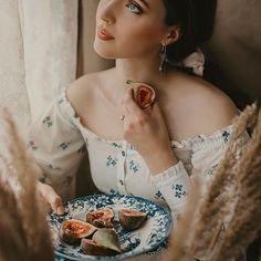 Aida Đapo Muharemović (@iddavanmunster) • Instagram photos and videos Idda Van Munster, Ribbon Skirts, Pin Up Girls, Wood Watch, Purpose, In The Heart, Blue Blouse, Gypsy, Kiss