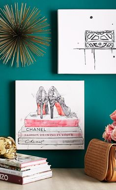 Bring 'life' into your room with the Joss and Main collection #inspiration