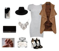 """""""Untitled #7"""" by natally-fashion ❤ liked on Polyvore featuring Boohoo, Dorothy Perkins, Balmain, rag & bone and Gucci"""