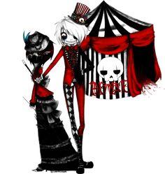 DemiseMAN Circus by silentxscreamxx.deviantart.com on @deviantART