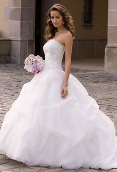 Gorgeous ~~Brides: Group USA :  9074W