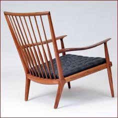 Studio Furniture - Sam Maloof Woodworker