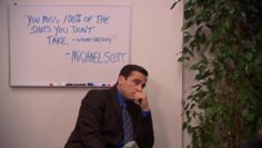 love Michael Scott.