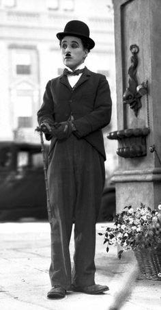 Charles Chaplin, City Lights, 1931