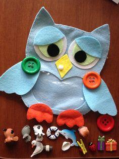 Развивающие игрушки (как мы их делаем) - Сообщество «Рукоделие» / Рукоделие