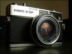 Olympus-35 SP