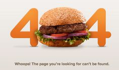 404 page of eat brb