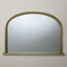 Buy John Lewis Overmantel Mirror, H80 x W114cm Online at johnlewis.com