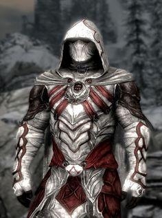 Assassin creed skyrim mash up.