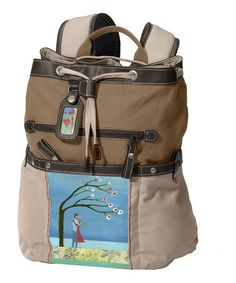 Take a look at this Brown & Beige Never Let You Go Sonoma Backpack by Sherpani on #zulily today! Follow my link to sign up! lots more sherpani bags available http://www.zulily.com/invite/gnathan750