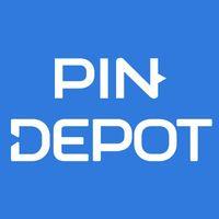 Pin Depot | LinkedIn Marketing, Lapel Pins, Search, Searching, Badges