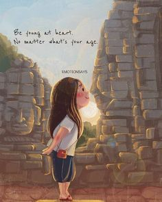 Cute Images With Quotes, Cute Quotes For Life, Life Quotes Pictures, Good Thoughts Quotes, Pretty Quotes, Girly Quotes, Cartoon Girl Images, Cartoon Quotes, Girl Cartoon