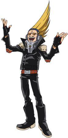 Hizashi Yamada | Boku no Hero Academia Wiki | FANDOM powered by Wikia