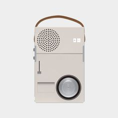 TP 1 by Dieter Rams for Braun.