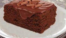 Bolo de Café com Chocolate | Saúde Vida Total Pasta, Coco, Quiche, Molho Alfredo, Cooking, Desserts, Mousse, Passion Fruit Cake, Yogurt Cake
