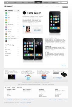 Apple - iPhone - Features - Home Screen (11.06.2008)