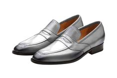 New Handmade Genuine Leather Apron Moccasin Slip On Man Shoes - Dress/Formal