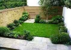 Gentil Garden With Buxus Balls