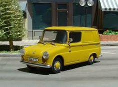 """VW typ 147 """"Kleinlieferwagen"""" """"Fridolín""""."""