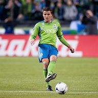 Marc Burch - Seattle Sounders Defender. Defenders are the basis for solid structure, communication, and cohesiveness on the field. Respect the defensive!