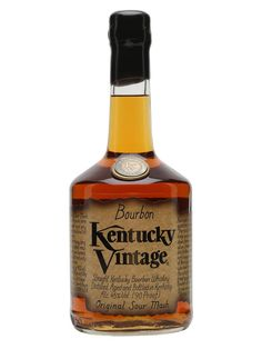 Review #118: Kentucky Vintage #bourbon #whiskey #whisky #scotch #Kentucky #JimBeam #malt #pappy