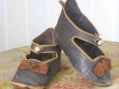 Jumeau shoes