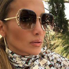 2018 Newest steampunk Square Sunglasses Women Luxury Brand Designer Rhinestone Sun Glasses Female fashion Shades Eyewear lady UV Regular priceSale price Round Lens Sunglasses, Stylish Sunglasses, Chanel Sunglasses, Oversized Sunglasses, Sunglasses Women, Steampunk Sunglasses, Sunnies, Sunglasses Price, Luxury Sunglasses
