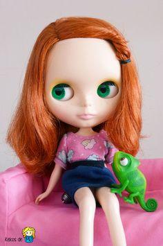 Blythe Friendly Freckles