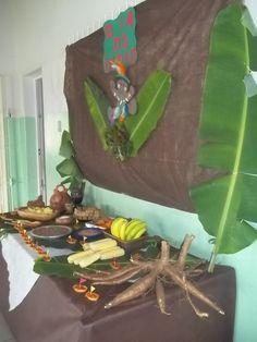 EMEI SANTA RITA REALIZA DIA DO ÍNDIO PARA OS ALUNOS | Prefeitura Municipal de Pederneiras